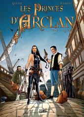 Les princes d'Arclan T01: Lekard