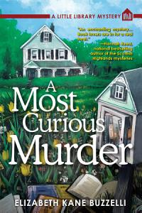 A Most Curious Murder Book