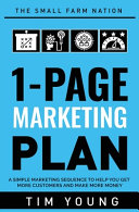 1 Page Marketing Plan PDF