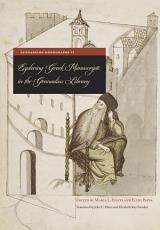 Exploring Greek Manuscripts in the Gennadius Library PDF