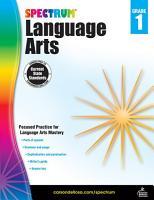 Spectrum Language Arts Grade 1