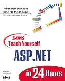 Sams Teach Yourself ASP Net in 24 Hours PDF