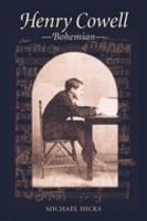 Henry Cowell  Bohemian PDF