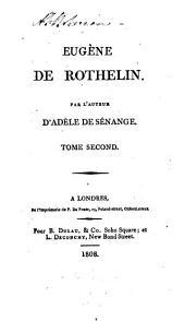 Eugène de Rothelin: Volume2