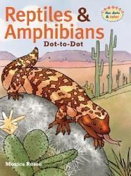 Reptiles And Amphibians Dot To Dot Book PDF