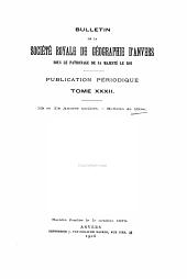Bulletin: Volume32