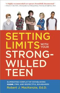 Setting Limits with your Strong Willed Teen PDF