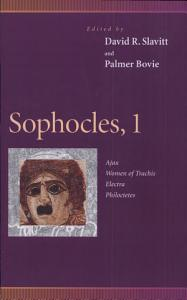 Sophocles  1 Book