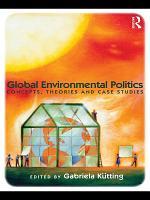 Global Environmental Politics PDF