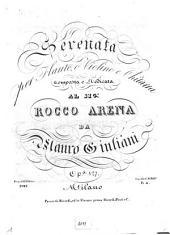 Serenata per flauto, o violino e chitarra: opa. 127