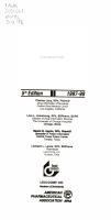 Drug Information Handbook 5th ed PDF