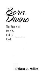 Born Divine PDF