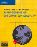 Readings and Cases in the Management of Information Security PDF