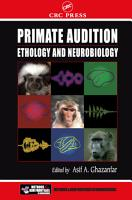 Primate Audition PDF