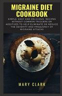 Migraine Diet Cookbook