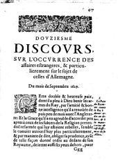 Recueil de diuerses relations des guerres d'Italie, es annees 1629. 1630. & 1631