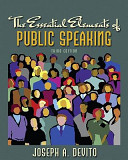 Essential Elements of Public Speaking Value Package  Includes Myspeechlab with E Book Student Access