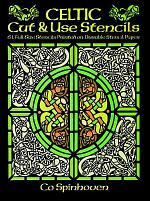 Celtic Cut and Use Stencils