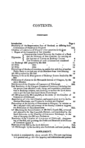 Narrative respecting the various bills which have been framed for regulating the law of bankruptcy in Scotland. With a suppl. in which is considered the bill now pending in parliament: Volume 14
