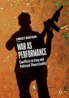 War as Performance PDF