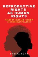 Reproductive Rights as Human Rights PDF