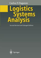 Logistics Systems Analysis: Edition 2