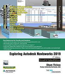 Exploring Autodesk Navisworks 2019  5th Edition PDF