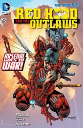 Red Hood and the Outlaws (2011-) #23