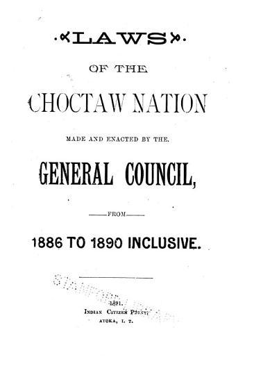 Chahta Okla i Nan Ulhpiesa  Nanapesa Ittvnaha Chito Y Vt 1886 Heket 1890  Ont Ai Vlhehe  Nan Vlhpisa Ikbi Tok  Ai Tokowa PDF