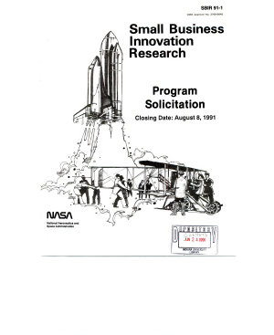 Small Business Innovation Research PDF