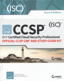 CCSP  ISC 2 Certified Cloud Security Professional Official CCSP CBK and Study Guide Kit PDF