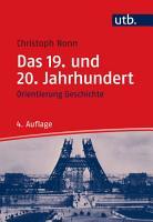 Das 19  und 20  Jahrhundert PDF