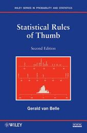 Statistical Rules of Thumb: Edition 2