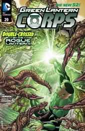 Green Lantern Corps (2011-) #29