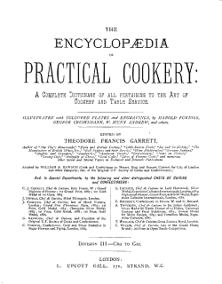 The Encyclop  dia of Practical Cookery PDF