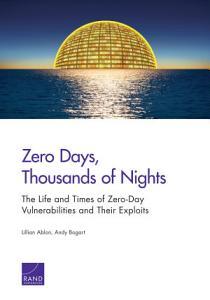 Zero Days  Thousands of Nights Book
