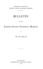 Catalogue of the Type and Figured Specimens of Fossils, Minerals, Rocks, and Ores in the Department of Geology, United States National Museum: Catalogue of the type specimens of fossil invertebrates in the Department of geology, United States National Museum. By Charles Schuchert, assisted by W. H. Dall, T. W. Stanton, and R. S. Bassler. 1905