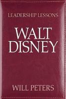Leadership Lessons  Walt Disney PDF