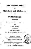 John Wesley s Leben PDF