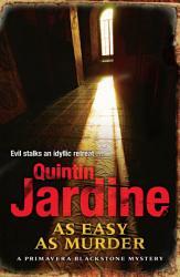 As Easy as Murder  Primavera Blackstone series  Book 3  PDF