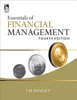 Essentials of Financial Management  4th Edition PDF
