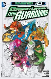 Green Lantern: New Guardians (2012-) #0