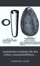 Analytischer Leitfaden für den ersten, wissenschaftlichen Unterricht in der Naturgeschichte: Band 3