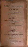 The Domestic Encyclopedia  Or  A Dictionary of Facts and Useful Knowledge  Chiefly Applicable to Rural   Domestic Economy PDF