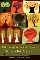 Meditations on the Psalms PDF