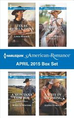 Harlequin American Romance April 2015 Box Set