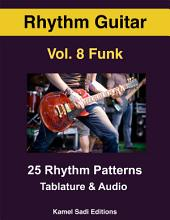 Rhythm Guitar Vol. 8: Funk