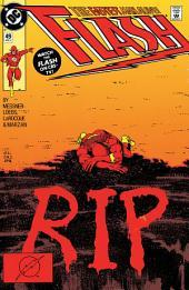 The Flash (1987-) #49