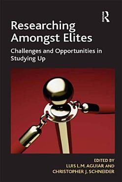 Researching Amongst Elites PDF