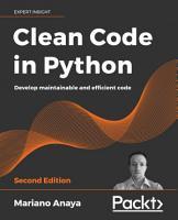 Clean Code in Python PDF